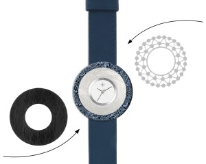 Deja vu watch, mono sets, watch C 209, Set 1112-C209