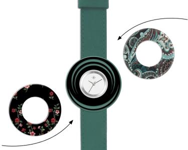 Deja vu watch, mono sets, watch C 209, Set 1114-C209