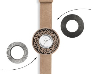 Deja vu watch, mono sets, watch C 209, Set 1119-C209