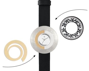 Deja vu watch, mono sets, watch C 209, Set 1120-C209