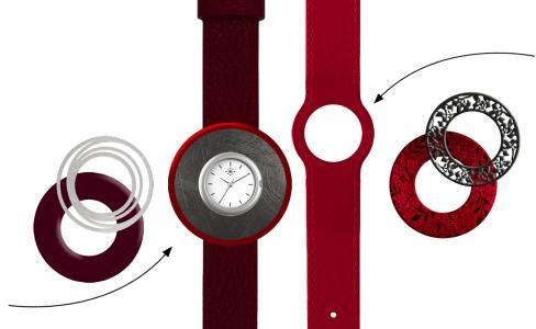 Deja vu watch, Premium Sets, watch C 102, Set 367-C102