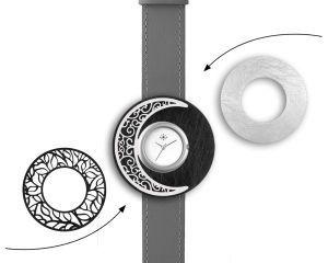 Deja vu watch, mono sets, watch C 101, Set 1108-C101
