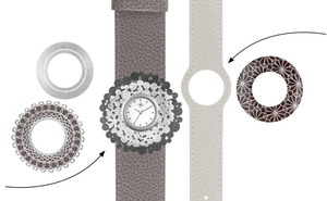 Deja vu Uhr, Premium Sets, Uhr C 102, Set 303 c 102