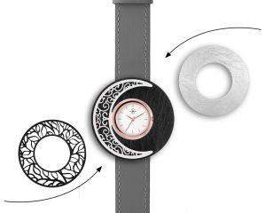 Deja vu watch, mono sets, watch C 126, Set 1108-C126