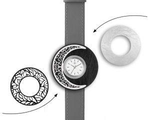 Deja vu watch, mono sets, watch C 202, Set 1108-C202