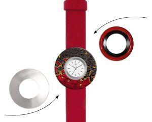 Deja vu watch, mono sets, watch C 202, Set 1110-C202