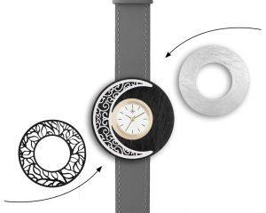 Deja vu watch, mono sets, watch C 204, Set 1108-C204