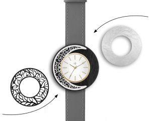 Deja vu watch, mono sets, watch CG 104, Set 1108-CG104