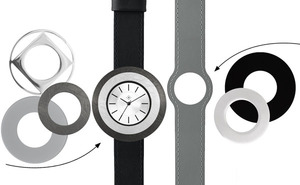 Deja vu watch, premium sets, watch CG 108, Set 346-CG108