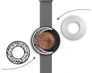 Deja vu watch, mono sets, watch CG 128, Set 1108-CG128