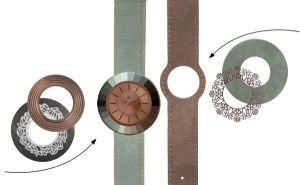 Deja vu watch, Premium Sets, watch CG 128, Set 369-CG128