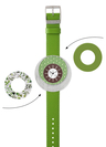 Deja vu watch, mono sets, watch CG 130a, Set 1026-CG130a