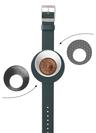 Deja vu watch, mono sets, watch CG 130b, Set 1029-CG130b