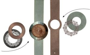 Deja vu watch, Premium Sets, watch CG 130b, Set 369-CG130b