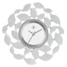 Deja vu watch, jewelry discs, silver, Si 169