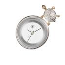 Deja vu watch, jewelry discs, silver, Si 6