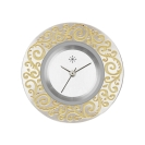 Deja vu watch, jewelry discs, silver, Si 73-1