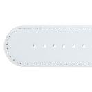 Deja vu watch, watch straps, XL watch straps, Ub 13 xl, white