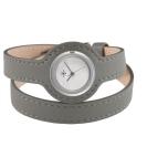 Deja vu watch, watch straps, wrap straps, Uds 31, grey
