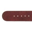 Deja vu watch, watch straps, Vintage Look, Us 455 p, vintage aubergine