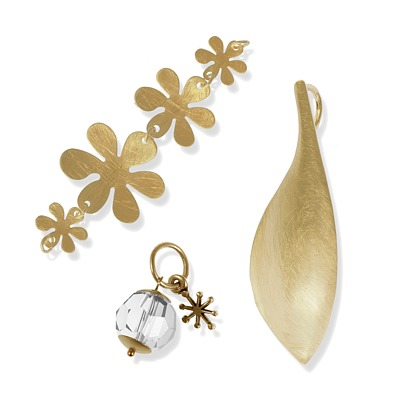 collection antique gold