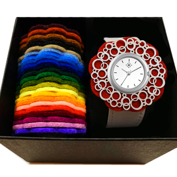 Deja vu Uhr, Specials, ANG-F-C102